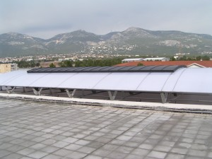 ΕΡΓΑ ΜΕ ZINC pagratis construction